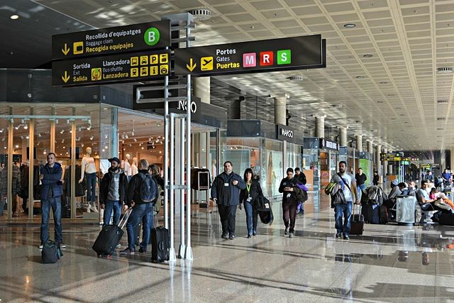 Information About Barcelona Airport T2 Costa Brava Lifestyle